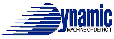 dynamic machine logo