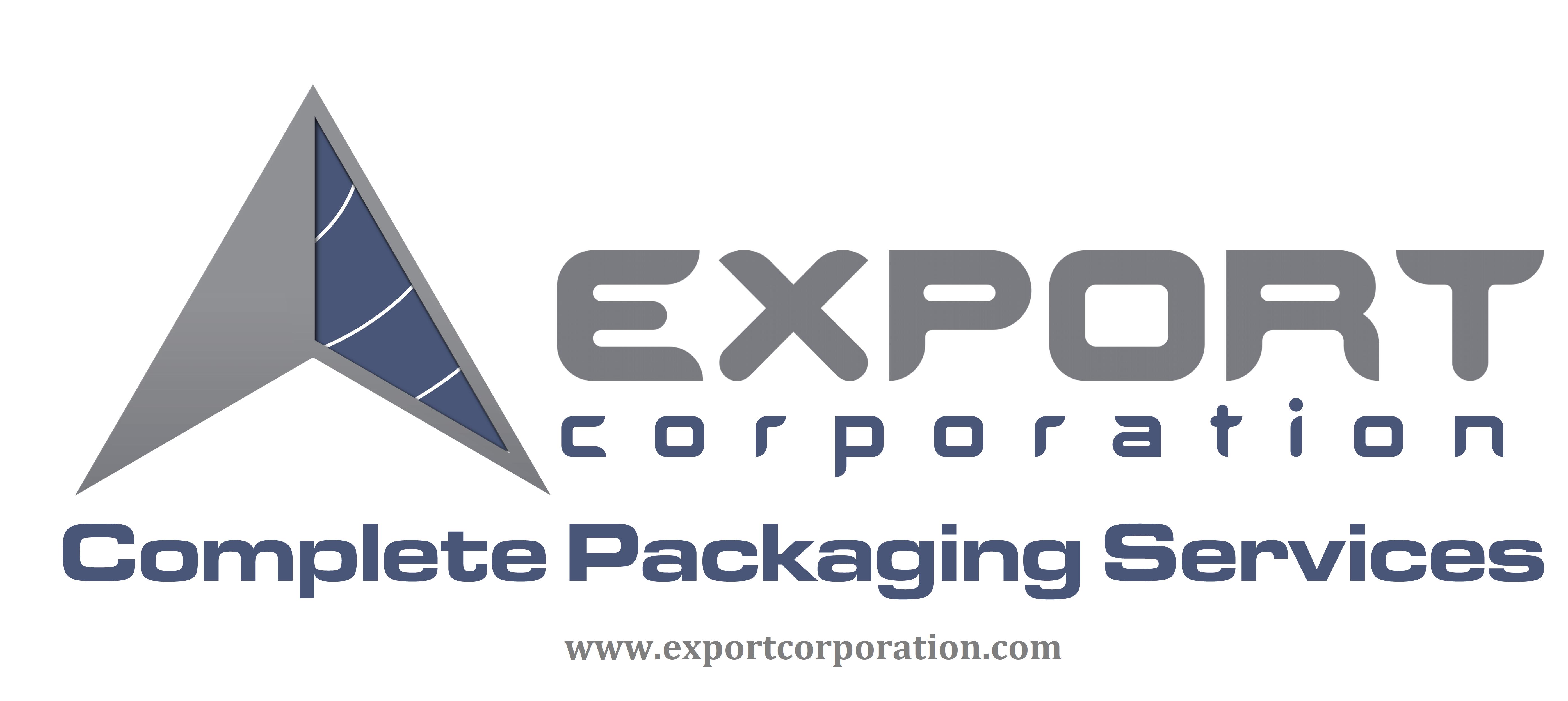 Export Corporation Logo - April 2020